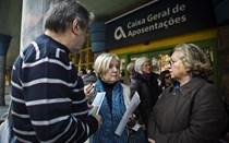 Pensões da Função Pública levam corte de 220 euros