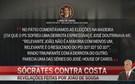 Sócrates ter-se-á rido da derrota do PS na Madeira