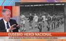 José Augusto recorda Eusébio