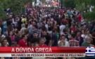Milhares de pessoas manifestam-se pelo 'não'