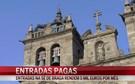 Sé de Braga cobra entradas