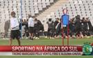 Jorge Jesus satisfeito com opções no Sporting