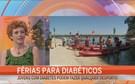 Férias para diabéticos