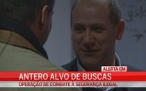 Vice do FC Porto Antero Henrique alvo de buscas