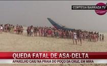Queda fatal de asa-delta