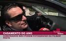 Paulo Futre fala à CMTV no casamento de Jorge Mendes