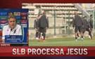 Jesus não fala sobre processo do Benfica