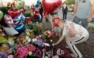 Homenagens aos jornalistas mortos em direto