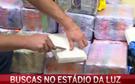 Cocaína apreendida na Luz vale 655 mil euros