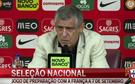 Fernando Santos anuncia convocatória
