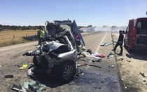 Acidente mata três crianças portuguesas em Espanha