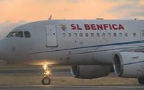 Benfica chega a Lisboa