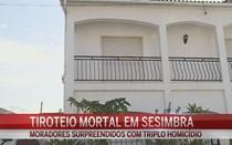 Homicida da Quinta do Conde hospitalizado