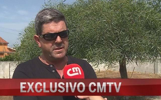 Pai do GNR que morreu fala à CMTV