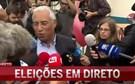 "António Costa: ""Estou confiante no resultado do PS"""