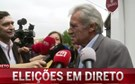 """Jerónimo de Sousa: """"Fizemos mais do que a nossa parte"""""""