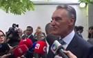 Cavaco Silva apela ao voto