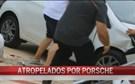 Milionário ao volante de Porsche despista-se e atropela 26 pessoas