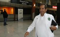 """Octávio Machado: """"Há intenção de virar árbitros contra o Sporting"""""""