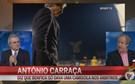 António Carraça garante à CMTV que Benfica só deu camisola a árbitros