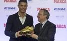 Ronaldo ameaça Florentino Pérez