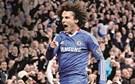 David Luiz mete cunha nos vistos gold