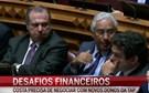 Desafios financeiros do governo de Costa