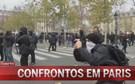 Confrontos em Paris