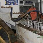 As inundações no Algarve em imagens