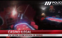 Casino ilegal desativado