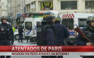 Atentados de Paris: Alemanha terá detido traficante que vendeu armas