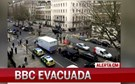 Zona da London Bridge e BBC evacuadas