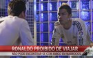 Cristiano Ronaldo proibido de ir a Marrocos