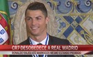 Ronaldo desafia Real Madrid e viaja para Marrocos
