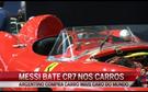 Messi bate Ronaldo na compra de Ferrari