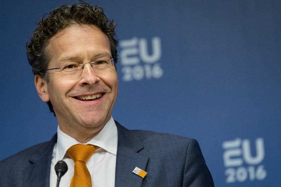 Dijsselbloem: Grécia Possibilidade de Eurogrupo na próxima semana para acordo