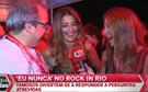 """""""Eu Nunca"""" no Rock in Rio"""