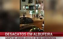 Jovens envolvem-se em confrontos em Albufeira