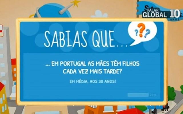 Mães portuguesas têm filhos cada vez mais tarde