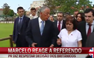 Marcelo reage a referendo