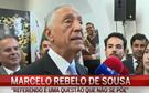 Marcelo diz que referendo é questão que não se põe