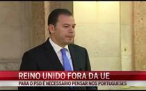 Opiniões políticas portuguesas dividem-se