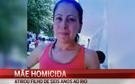 Mãe que matou filho tem síndrome suicida
