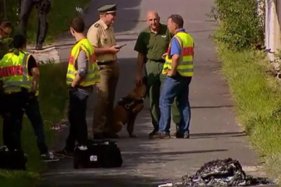 Polícia nega explosão junto a centro de refugiados — Alemanha