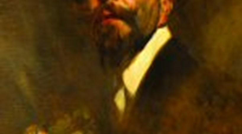 Columbano, o artista que teve um único amor