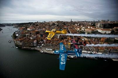 Organização da Red Bull Air Race confirma prova no Porto