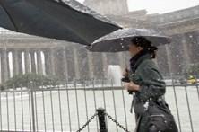 Tempestade em Moscovo faz 13 mortos e dezenas de feridos