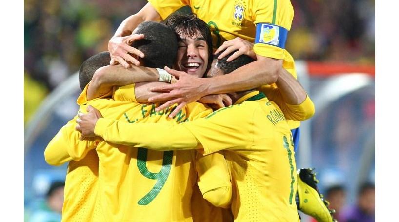 Brasil vence Chile e avança para os quartos