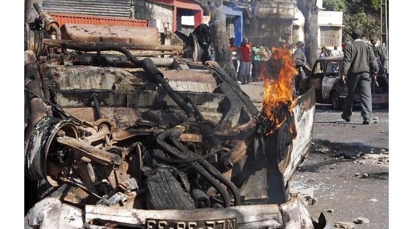 Moçambique: Tiroteio em Maputo