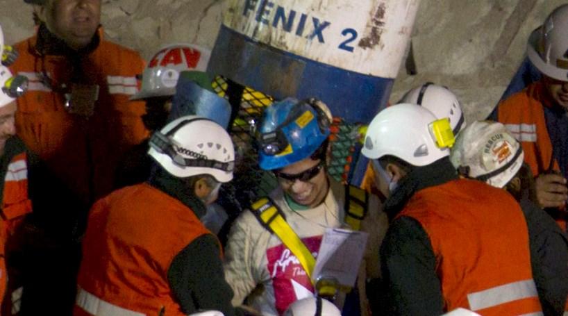 Chile: Sete mineiros já foram resgatados